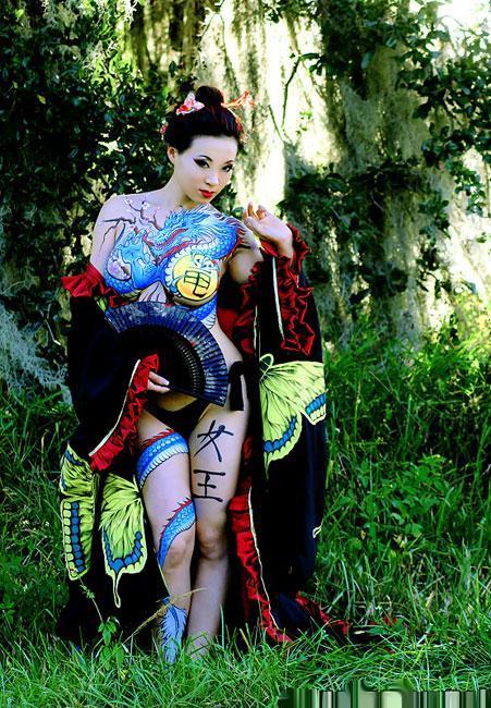 Tattoos Photo Shoot Body Art Tattoo Photo Shoot