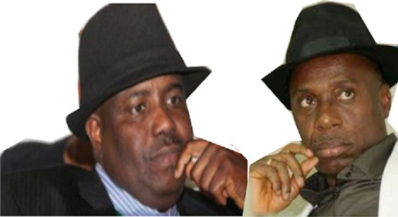 Gov Amaechi and Tambuwal Stranded at Akure Airport chiomaandy.com