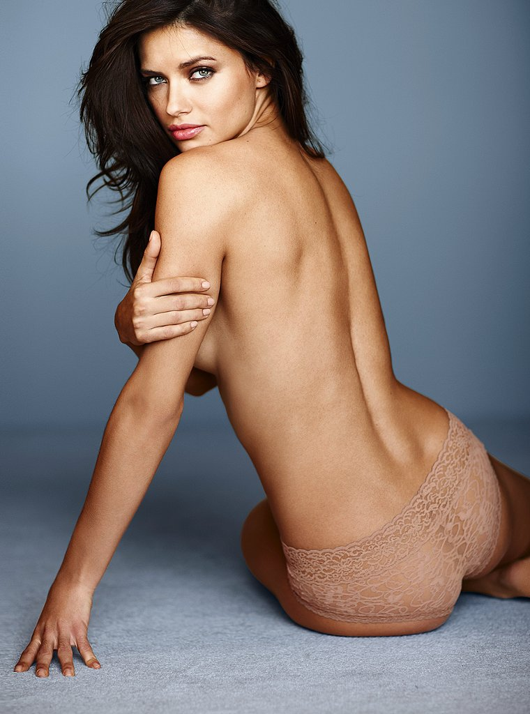 Bikini Girls: Adriana Lima Victoria's Secret 2011 Photoshoot