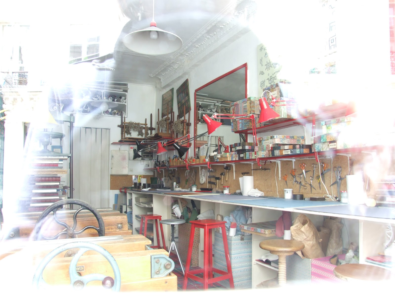 Amanda watson will atelier du marais traditional - Atelier du marais agencement ...