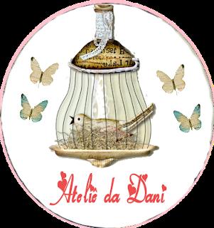 Ateliê da Dani - Artesanato, pintura em tecido