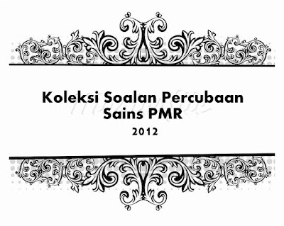 Blog Sains PBS Tingkatan 3