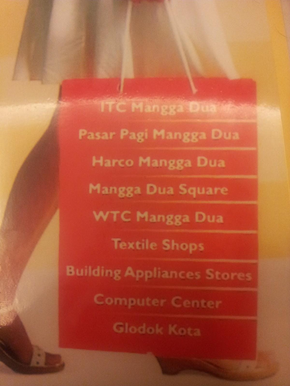 Hotel Sekitar ITC Mangga Dua, ITC Mangga Dua, Ancol