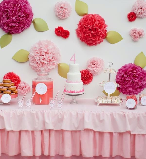 Colorful Party Decoration Ideas