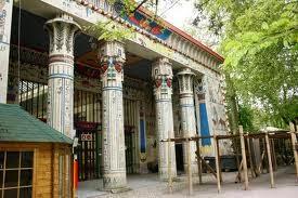 The Giza Zoo, EGYPT, the master of Egypt, climate of Egypt, Egyptian gazelles and heron