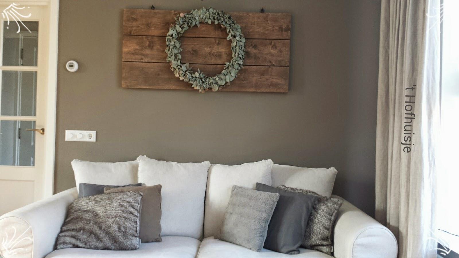 Kleurencombinaties grijze woonkamer for Bruin grijs interieur