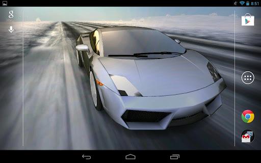 APK FILES    3D Car Live Wallpaper APK v1 3   Free Download   Apk