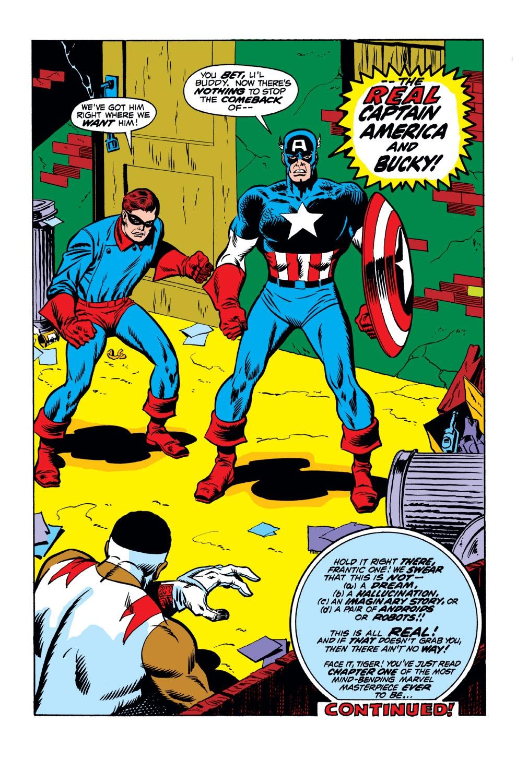 Captain America (1968) Issue #153 #67 - English 21