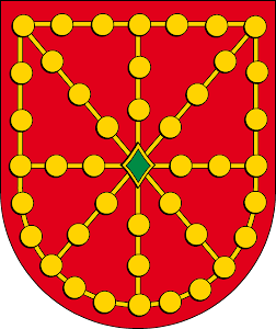 El escudo de Nabarra