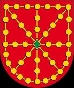 El escudo de Nabarra