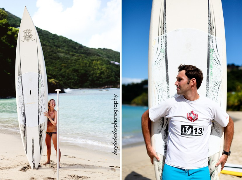 paddleboarding bvi photo