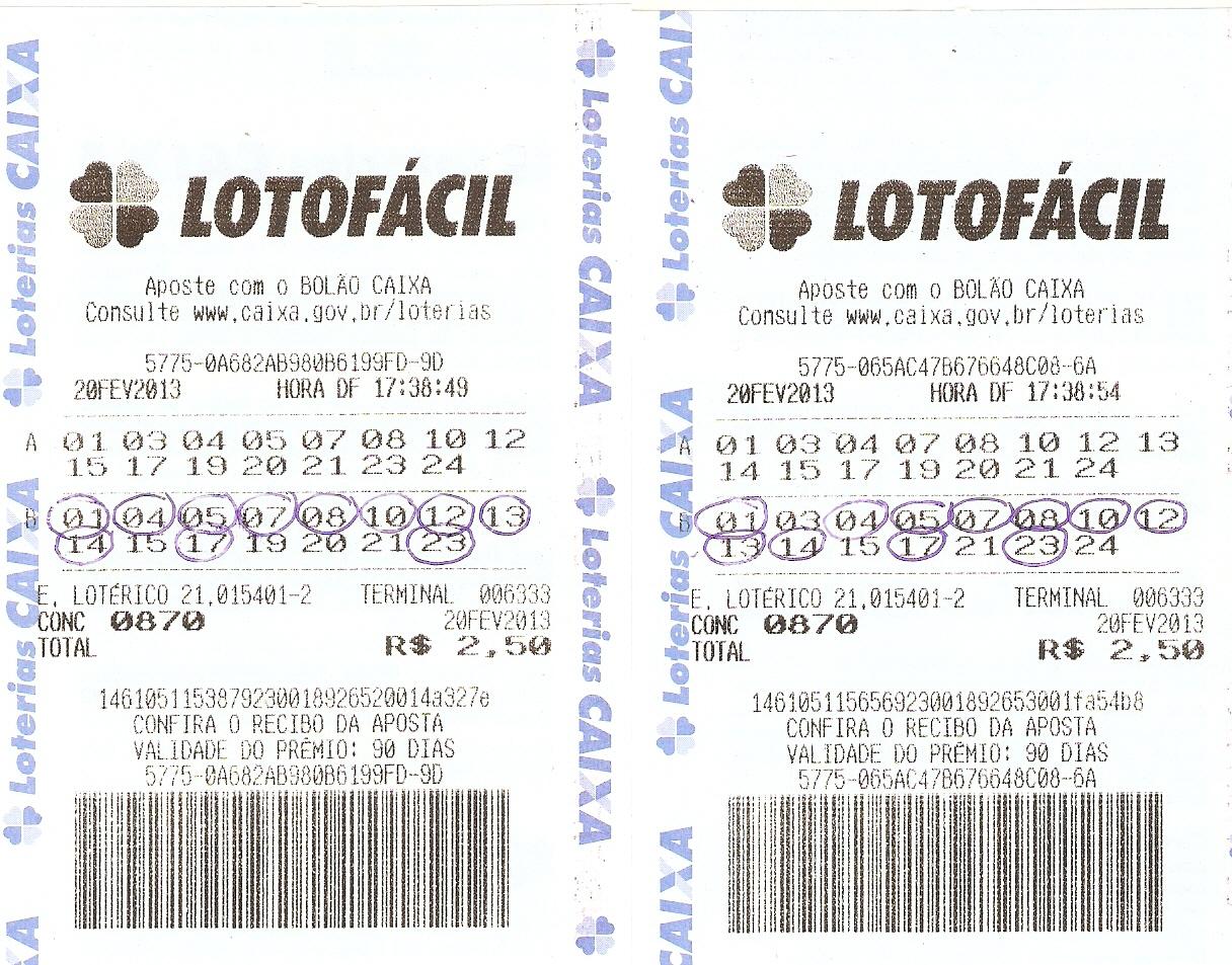Lotofacil Paramore Nederland
