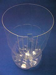 kreasi daur ulang vas