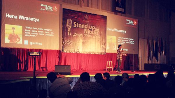 TIPS: Stand up comedy buat pemula