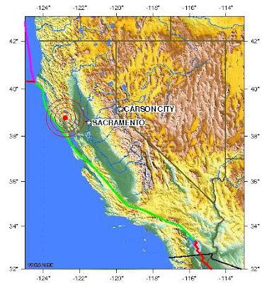 california earthquake 2012 april 23