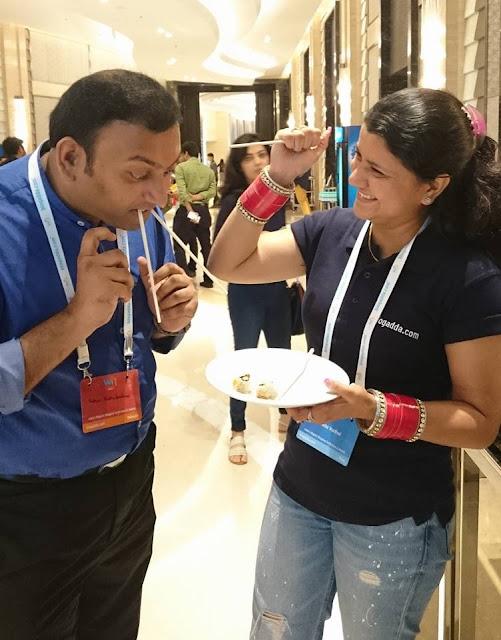 WIN15 Mumbai Blogadda Godyears Roshan Radhakrishnan