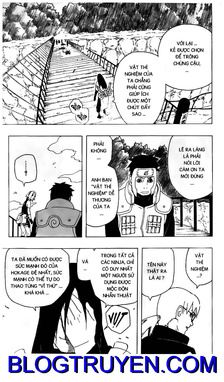 Naruto chap 291 Trang 15 - Mangak.info