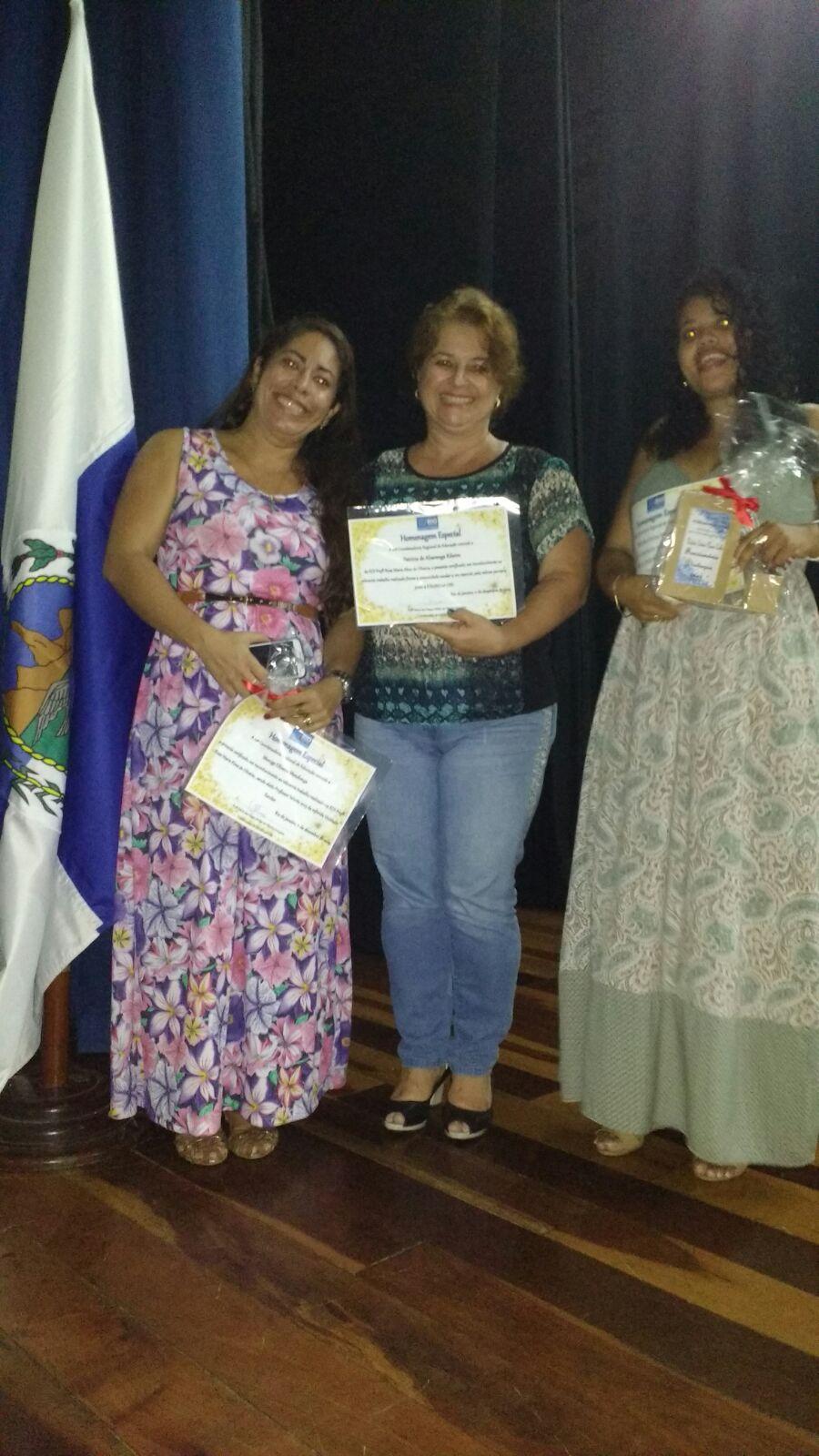 Professor Talento / Funcionário Destaque 2015