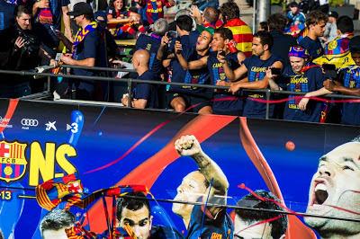 barcelona campeon 2012-2013
