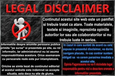Disclaimer Opinia Fagaraseana