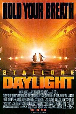 Daylight (Released in 1996) - Starring Sylvester Stallone, Amy Brenneman, Viggo Mortensen