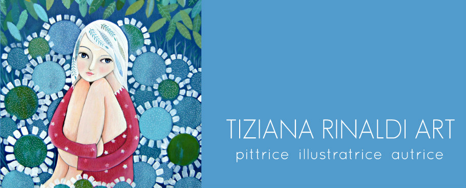 Tiziana Rinaldi Art - the t time