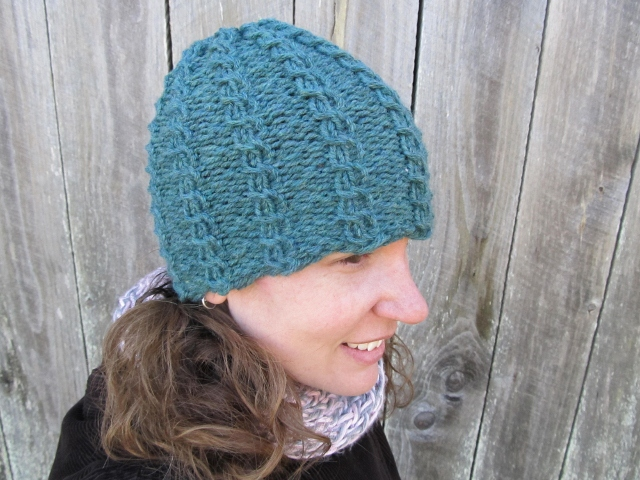 This Mama Knits Cable Hat Pictures
