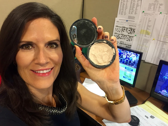 How To Fix A Broken Compact, How To Fix A Broken Compact with alcohol, Neutrogena Shine Control Powder Review