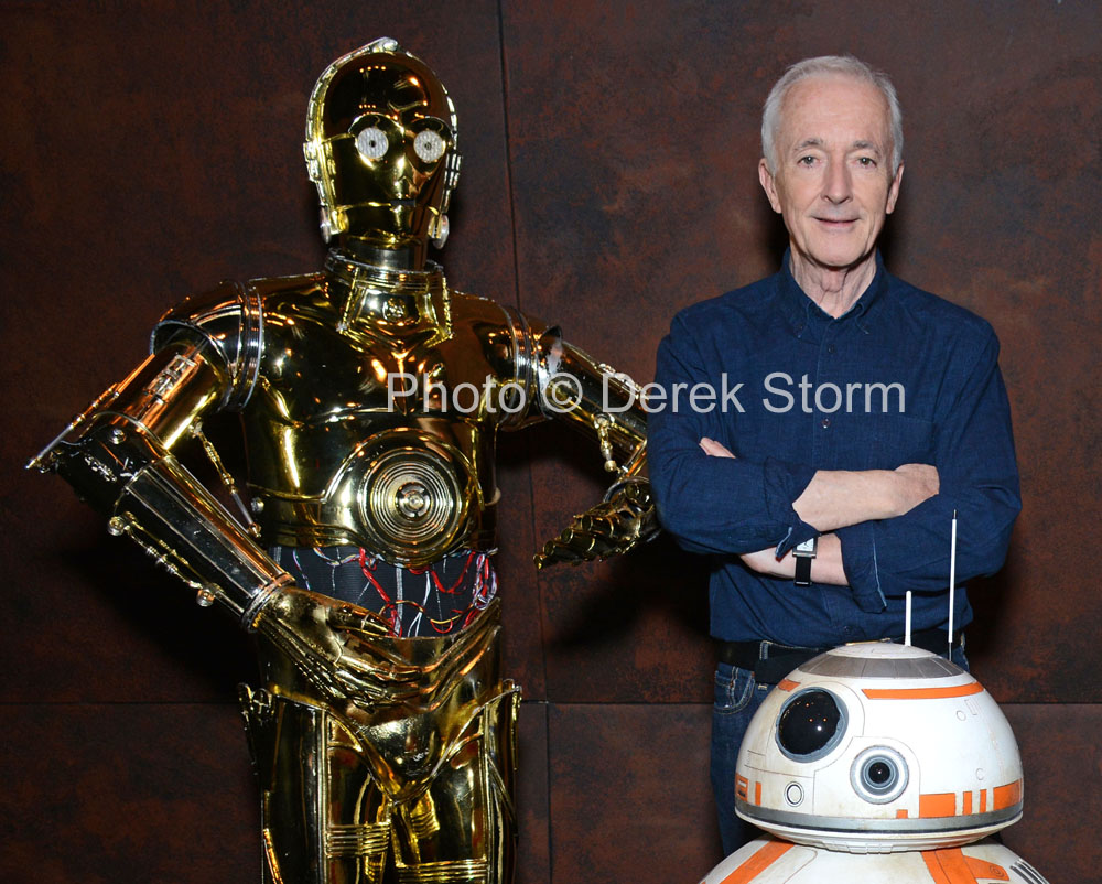 in the news anthony daniels unveils quotstar wars and the