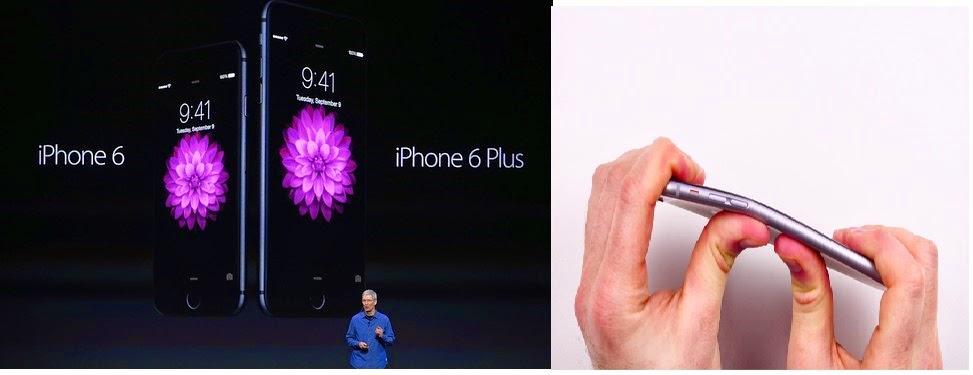 Η Apple αντικρούει τις καταγγελίες της κάμψης των νέων iPhones