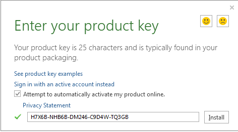 Microsoft Publisher 2013 Serial Key