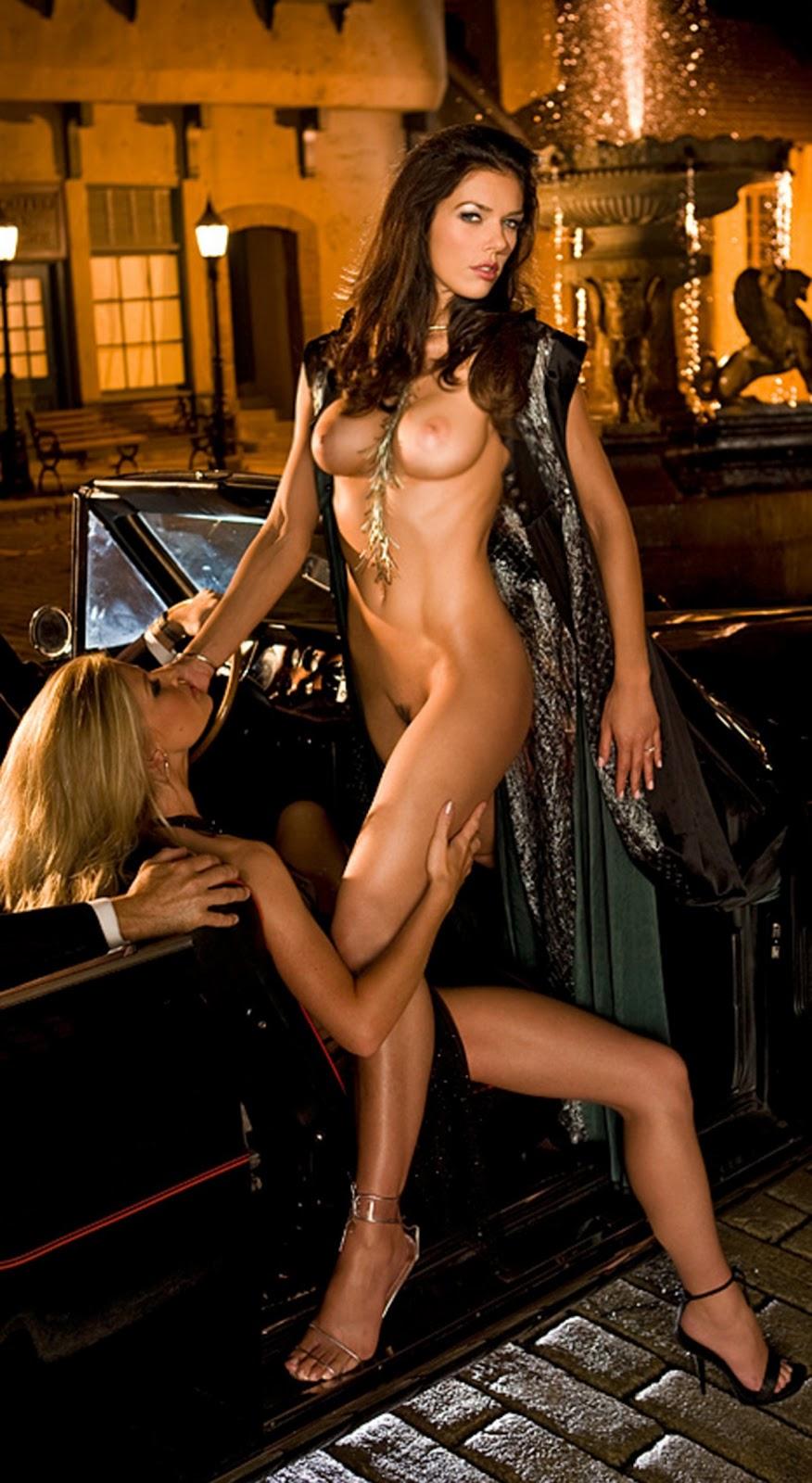 Adrian Curry nackt im Playboy