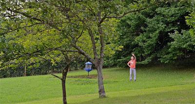 Asturias con niños: Clases de Disc Golf gratis en el Parque de invierno