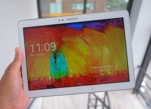 Galaxy Note 10.1 phiên bản 2014 giá 13,9 triệu đồng