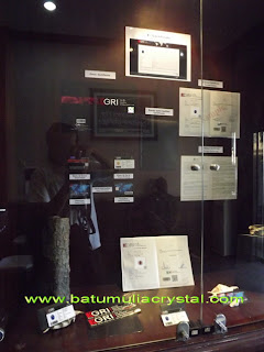 sertifikat batu mulia