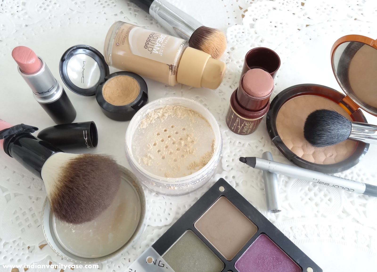 Средства для макияжа в домашних условиях 455