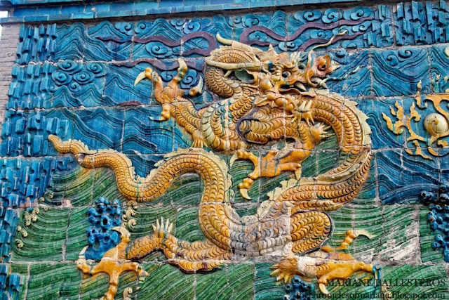Nine Dragon Screen china