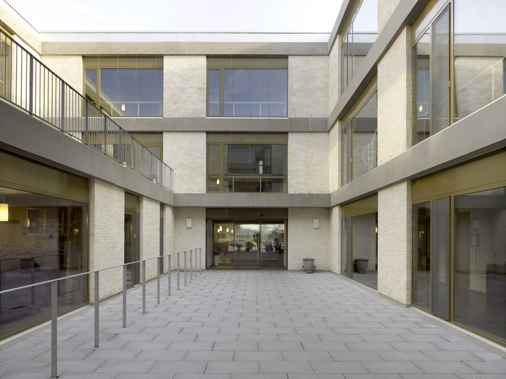 Sergison bates a f a s i a Nursing home architecture