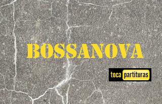 Bossanova Partitura de Batería fácil para principiantes Bossanova Sheet Music for Battery and Drums