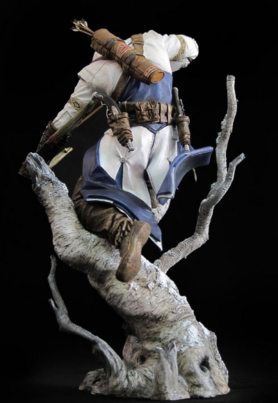 PVC Figure Assassin's Creed 3