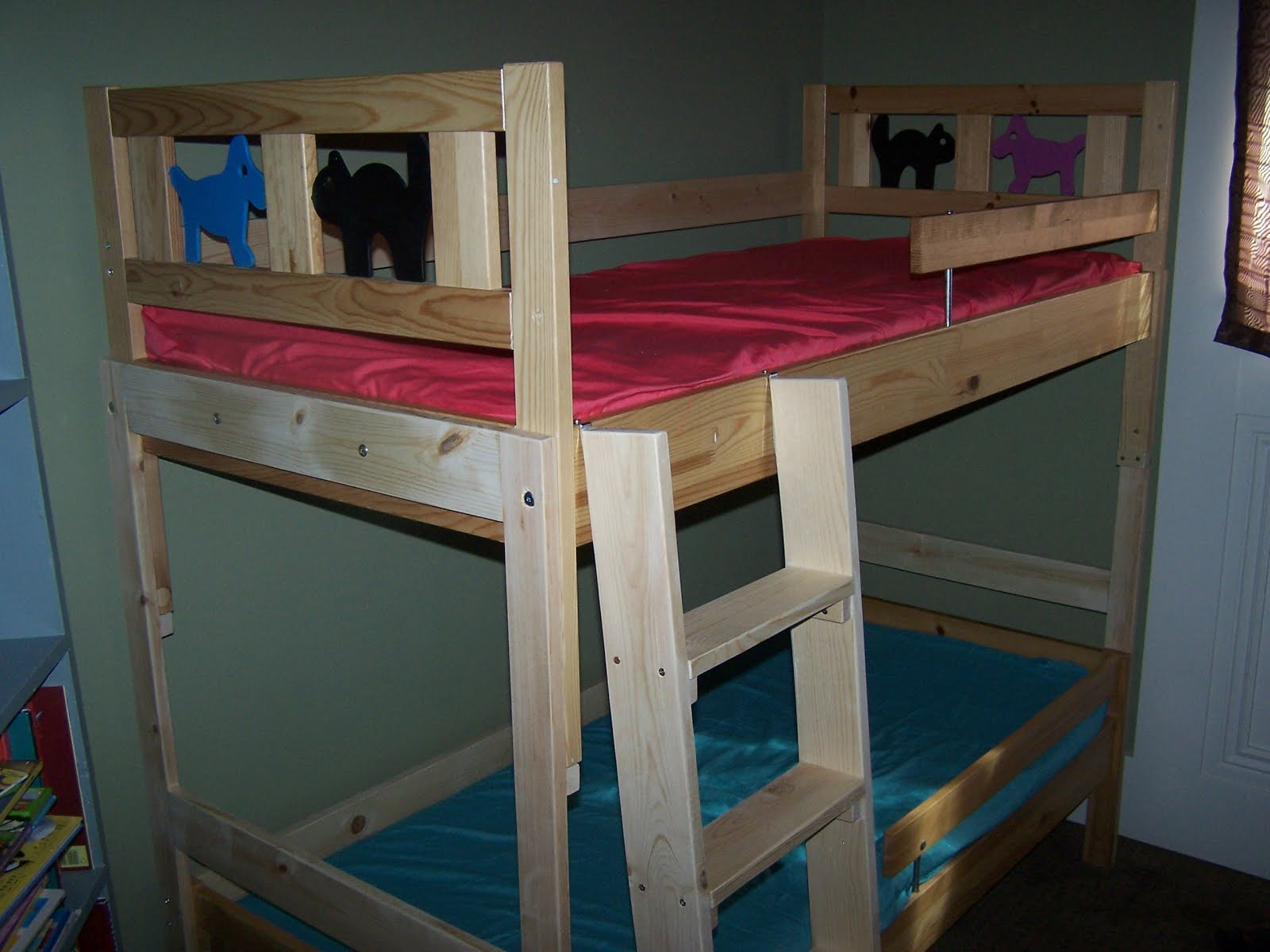 toddler bed rail for ikea bed. Black Bedroom Furniture Sets. Home Design Ideas