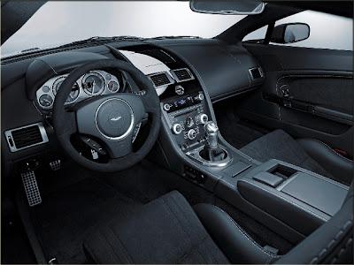 Aston Martin V8 Vantage N420 Roadster. Aston Martin V8 Vantage N420