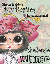 Winner #12 My Bestie International Challenge Blog