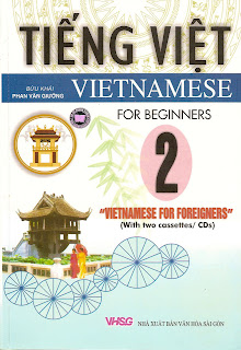 Books to learn the Vietnamese language