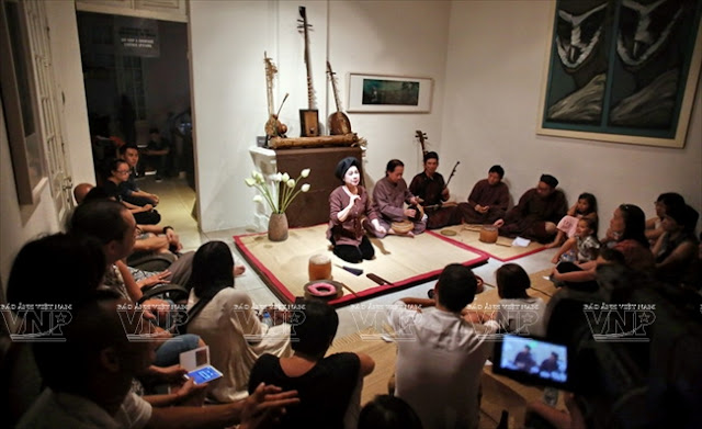Xam – A Tale of Vietnamese Folk Music