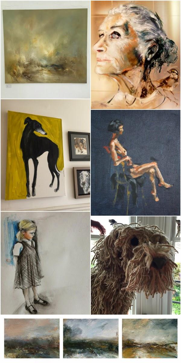 Brighton Artist Open Houses 2015