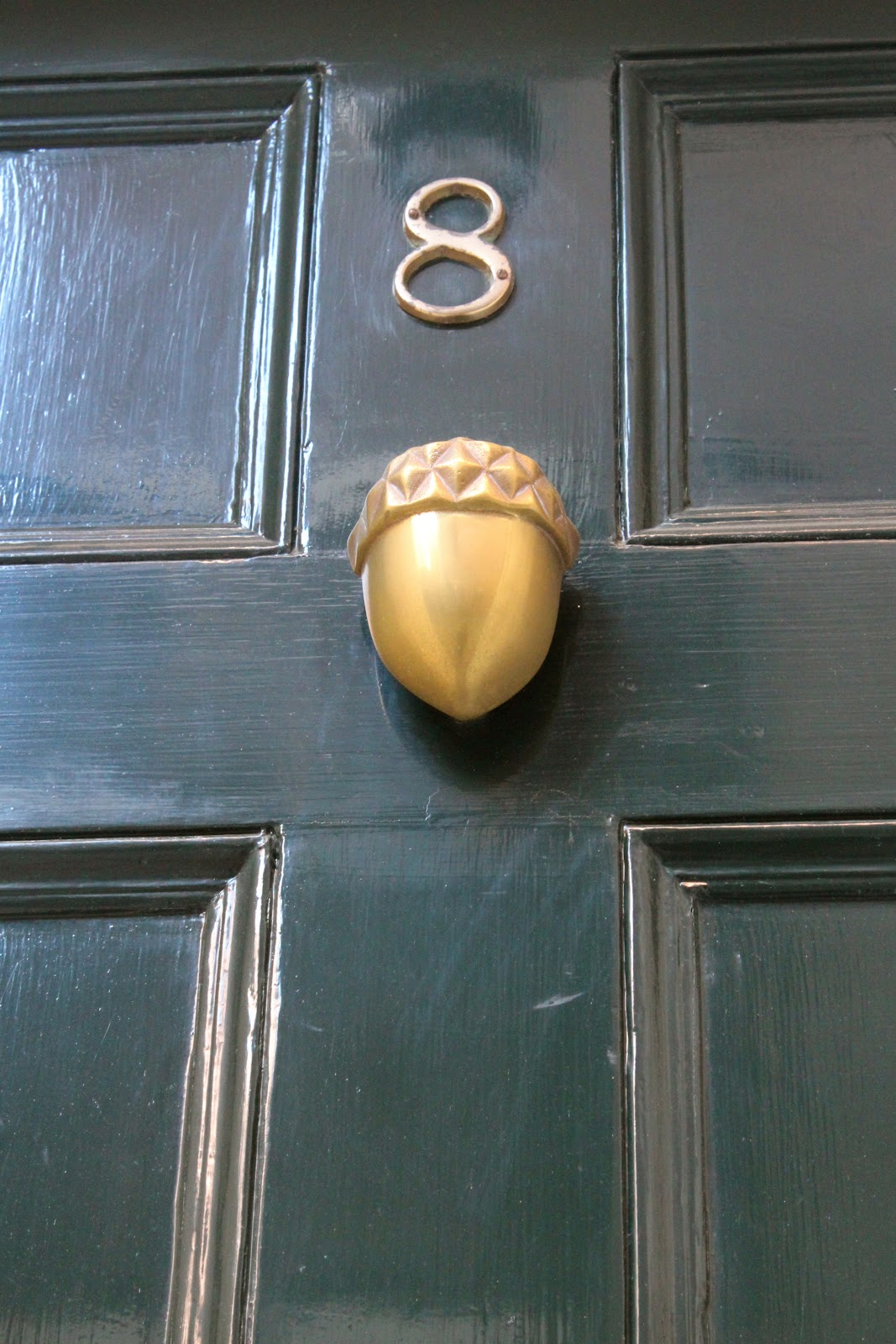 Merveilleux Tales Of A Madcap Heiress Beacon Hill Acorn Door Knocker