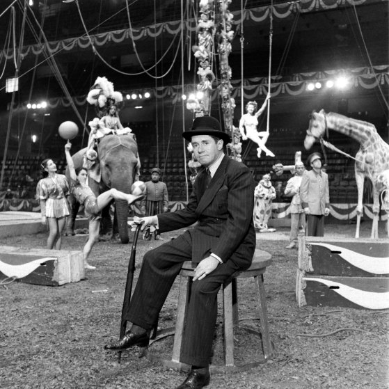 Big Top Tycoon on Top - the Heyday Years at Ringling