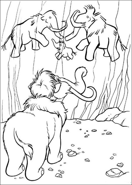 age 4 coloring pages - photo#21