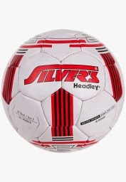 Buy Silver's Headley Football, Size 5 Rs. 280 only at Amazon.